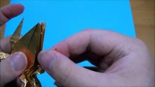 折り紙 「かに」 リアルに見える折り方