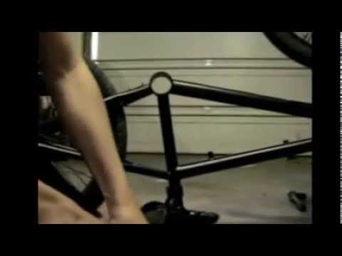 How to install American bottom brackets to your BMX