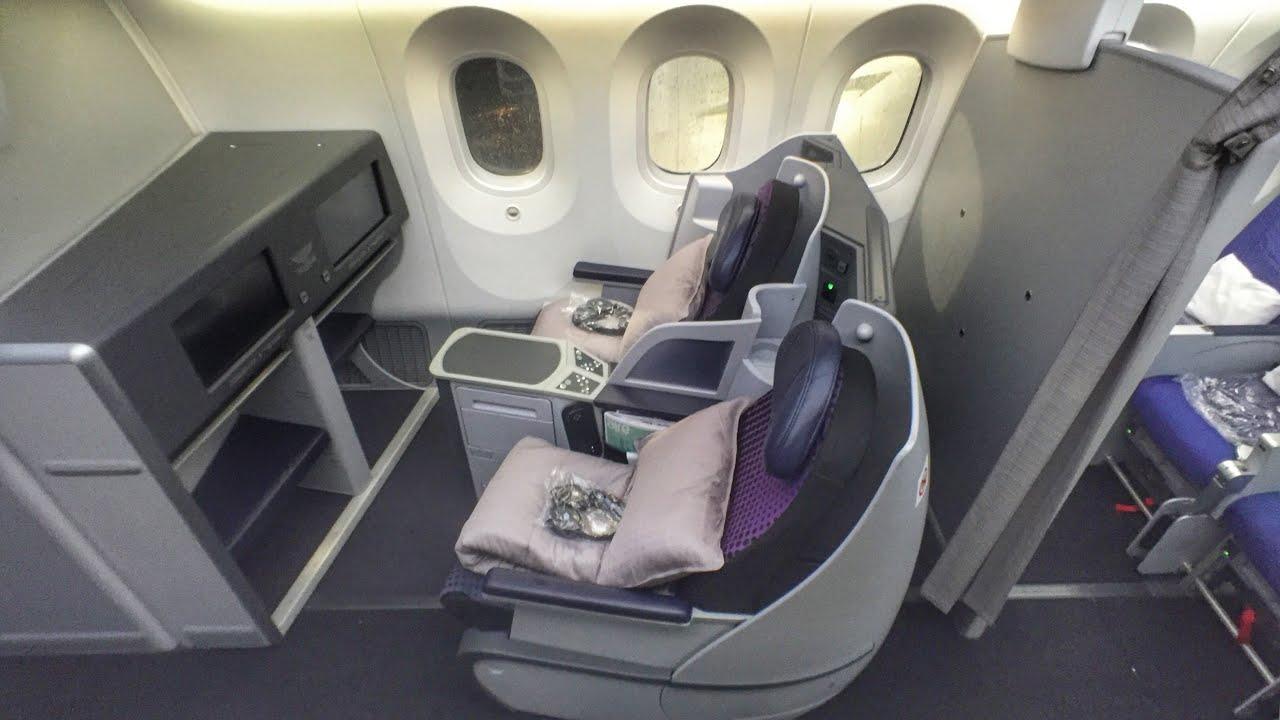 Aeromexico dreamliner business jfk mex ams youtube for Interior 787 aeromexico