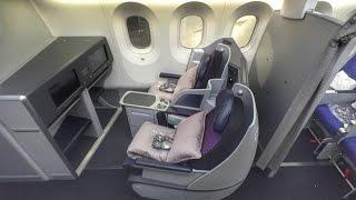Aeromexico DREAMLINER Business JFK-MEX-AMS