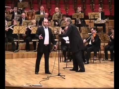 Philipe Gachava - No Puede Ser - Pablo Sorozabal
