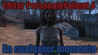 Video de Editar personaje Fallout 4 (En cualquier momento)