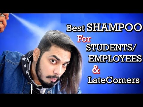 Best Shampoo For Students & LateComers | Hair Hack | Asad Ansari