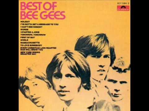 The Bee Gees   Tomorrow, Tomorrow.