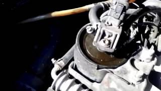Замена топливного фильтра BMW E46.