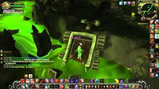 How to get Fel Drenched Satchel Treasure (Tanaan Jungle) WoW