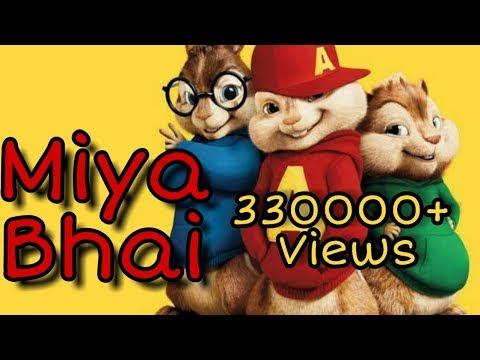 MIYA BHAI ( Chipmunks Cartoon Dance ) HYDERABADI RAP SONG | RUHAAN ARSHAD | Music : Adil Bakhtawar