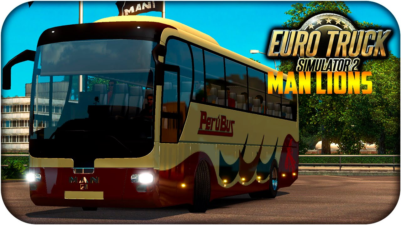 Ecs drivers realistic bus 1. 23-1. 24 mod -euro truck simulator 2 mods.