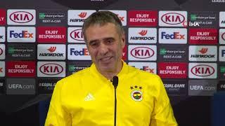 Ersun Yanal: ''Slimani çok çaba sarf ediyor''