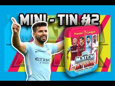 100 CLUB!!!   MATCH ATTAX 2017/2018 - MINI TIN OPENING #2