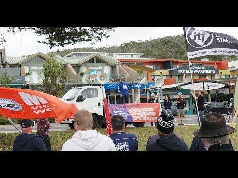 ICTSI rally at VTA conference
