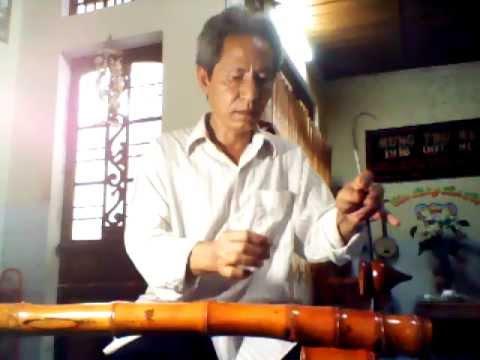 Dan bau - Doi thong hai mo.thaivanchinh99(dan bau)