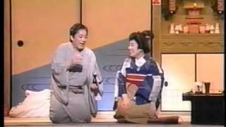 2002年 藤山寛美十三回忌追善公演.