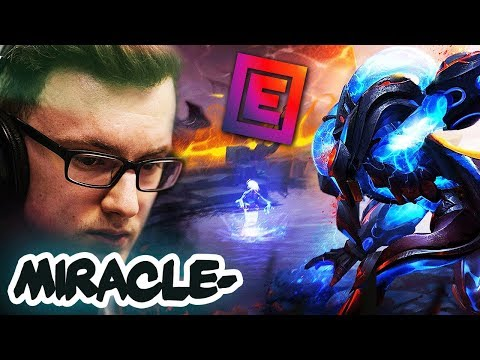 Miracle EPIC Arc Warden Gameplay Compilation At EPICENTER MAJOR 2019 - Player Perspective Dota 2