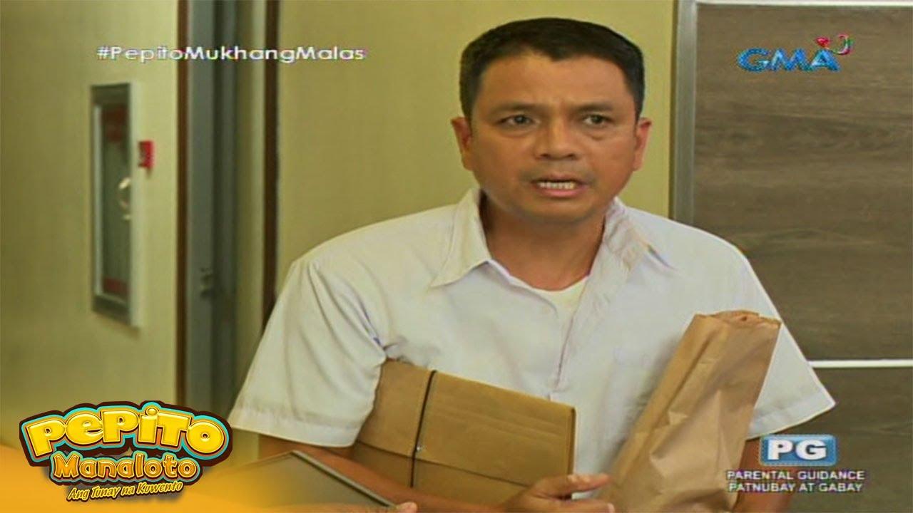 Pepito Manaloto: Pagkain o kontrata?
