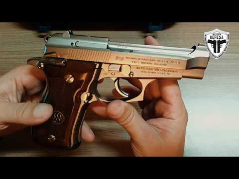 Beretta 84FS Cheetah