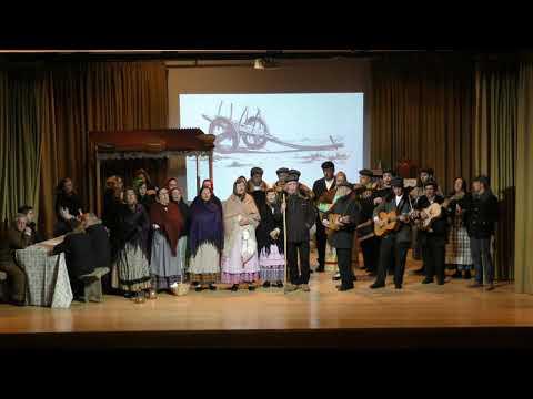 Rancho Folclórico Sta Luzia de Airães, Cantadores de Janeiras (3)