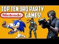 10 Best 3rd Party Nintendo Games For N64, Gamecube, Wii, and Wii U - FUgameCrue