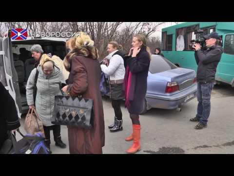 В ЛНР приехали