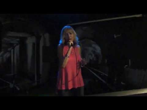 Lucille Matera Boccio singing The Way of Love KARAOKE I DO NOT OWN NO COPYRIGHT INFRINGEMENT INTENDE
