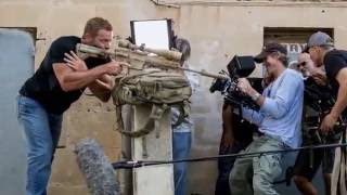 "Creating Michael Bay's War Drama ""13 HOURS"": Cameras, Lenses, GoPros, Drones...."