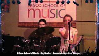 Frisco School of Music - Star Scraper - Rock School