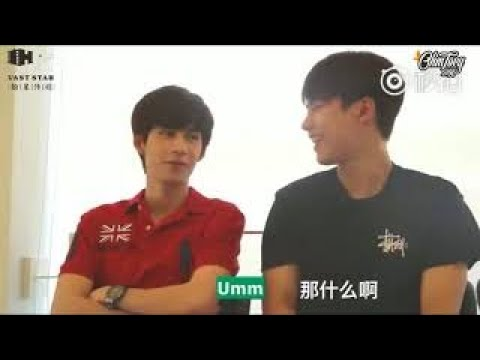 [Eng Sub] OhmToey Vast Star Interview 30 Apr 2017