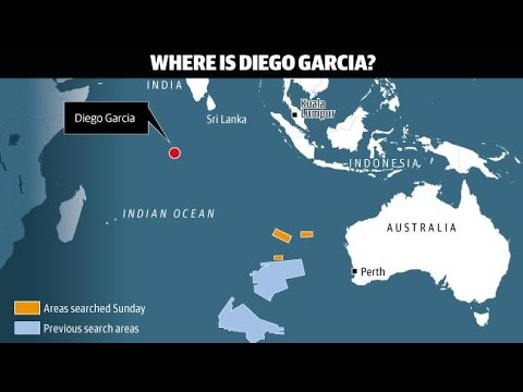 Diego Garcia So Now We Know Happened To MH370