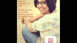 Gambar cover Shakthisree Gopalan On 93.5 Red FM, Kochi