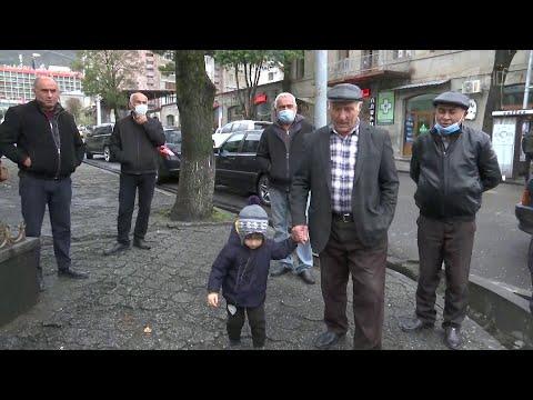 Беженцы из Нагорного Карабаха могут скоро возвратиться в свои дома.