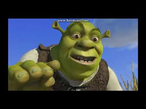 Shrek in Afrikaans.............