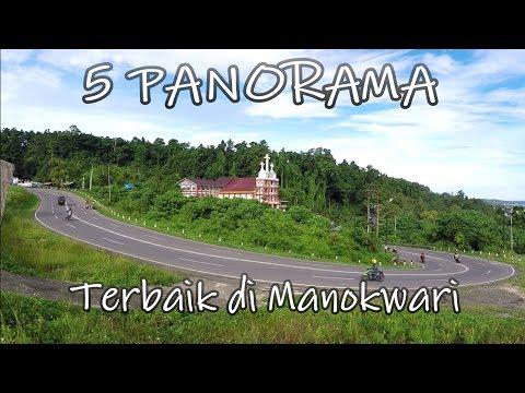 5 Pemandangan Fantastis di Manokwari, Papua Barat (papua vlog121)