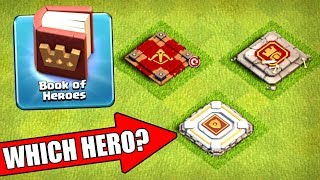 HOW TO DECIDE WHICH HERO TO UPGRADE FIRST!? - Clash Of Clans