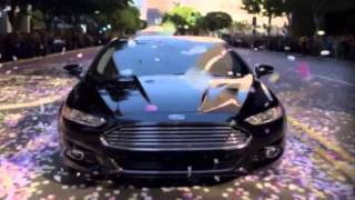 Repeat youtube video Ford Fusion Super Bowl Ad 2014