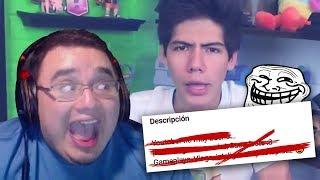 ARREGLANDO DESCRIPCIONES de YOUTUBERS !! - DED