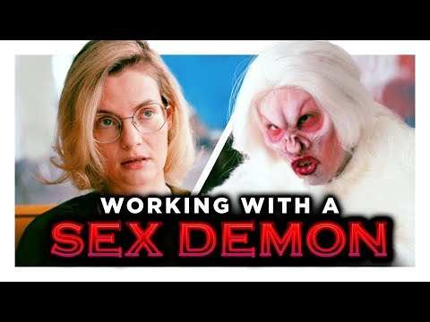 Did You Know We Work with a Sex Demon?