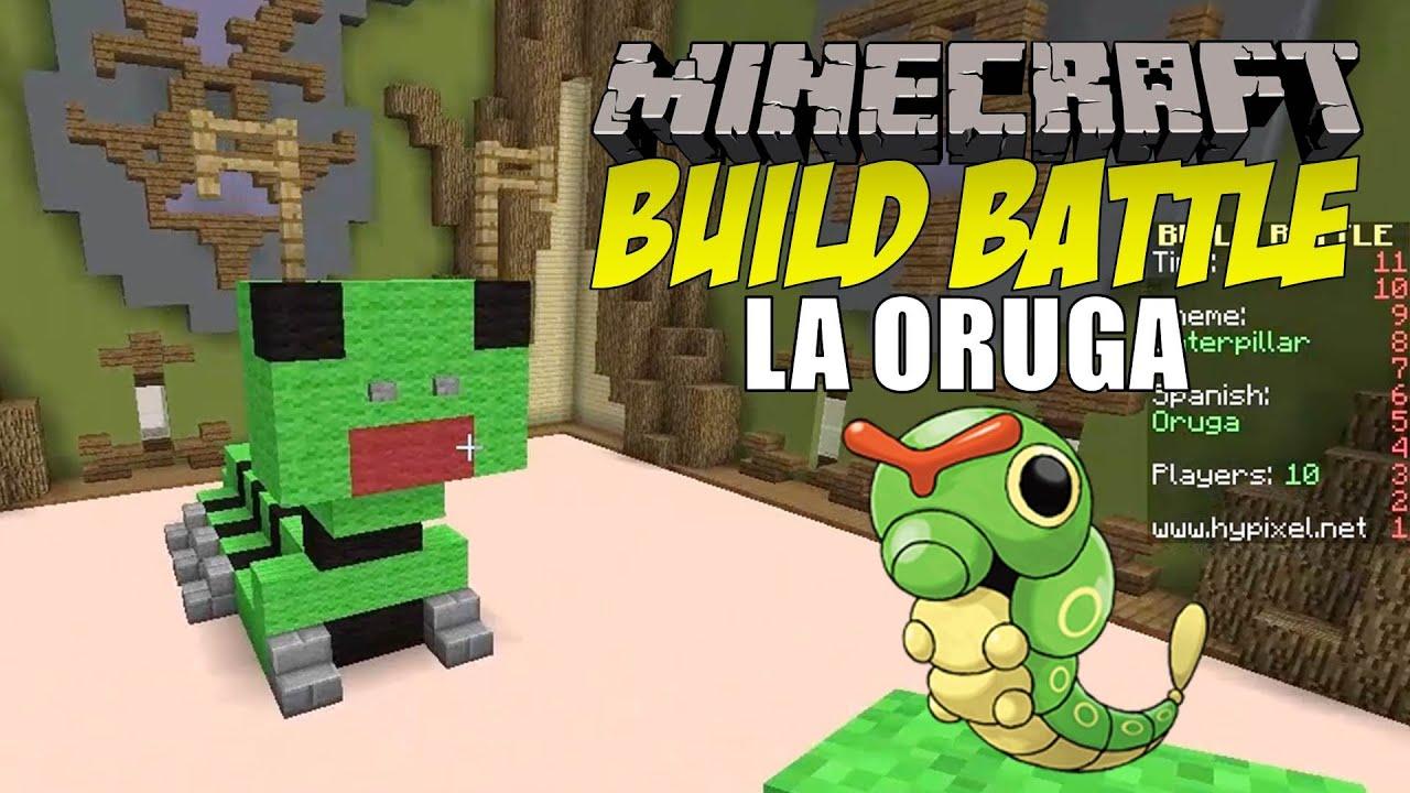 Creeper Build On Minecraft