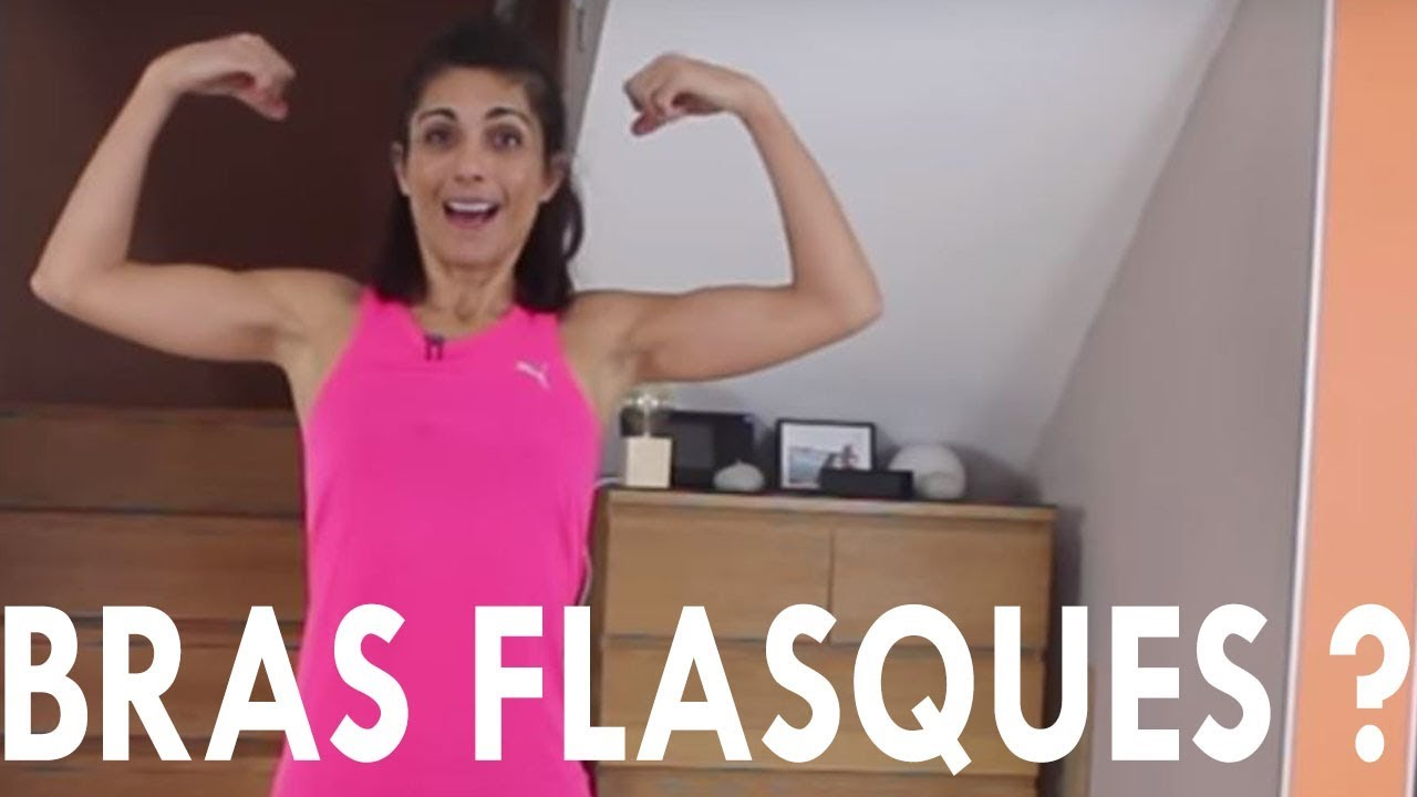 BRAS FLASQUES   COMMENT LES MUSCLER   - YouTube 5eaaf025b63