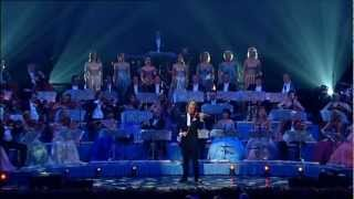 My Way Andre Rieu on his violin in New York