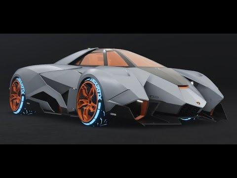 The Crew 2 Lamborghini Egoista Gameplay Youtube