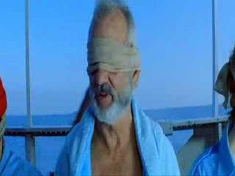 The Life Aquatic With Steve Zissou scene