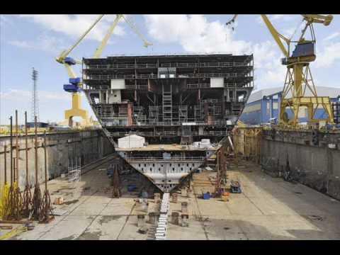 royal caribbean oasis of the seas construction