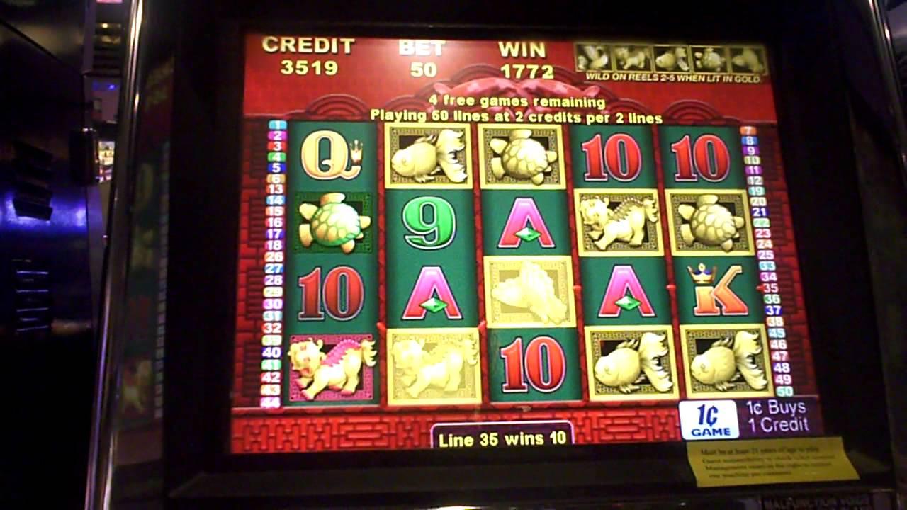 Fortune House Slot Machine