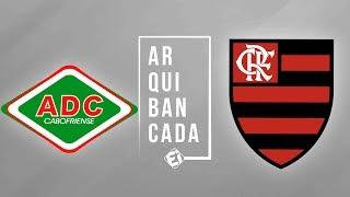 FLAMENGO x CABOFRIENSE (narração AO VIVO) - Campeonato Carioca