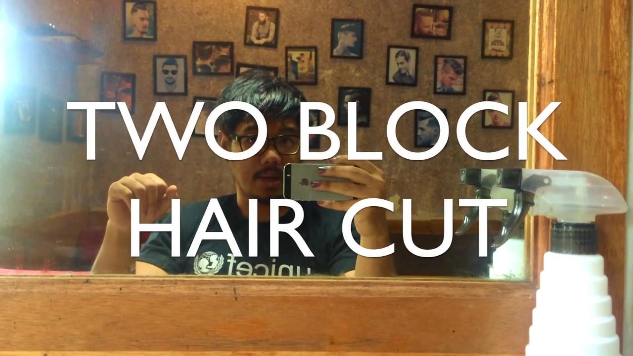 Gaya Rambut Two Block Indonesia - Gaya Rambut