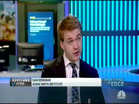 """Sam Bowman discusses new ASI report """"Quids In"""" on CNBC"""