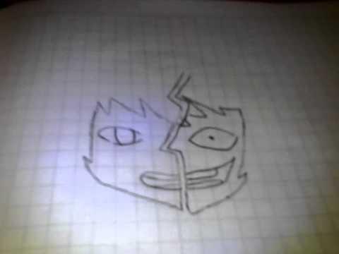 Dibujo de jeff the killer parte 1  YouTube