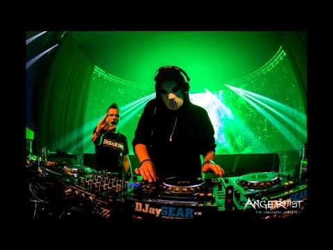 Skrillex & Damian Marley - Make It Bun Dem (Angerfist & Kid Morbid Bootleg) HQ