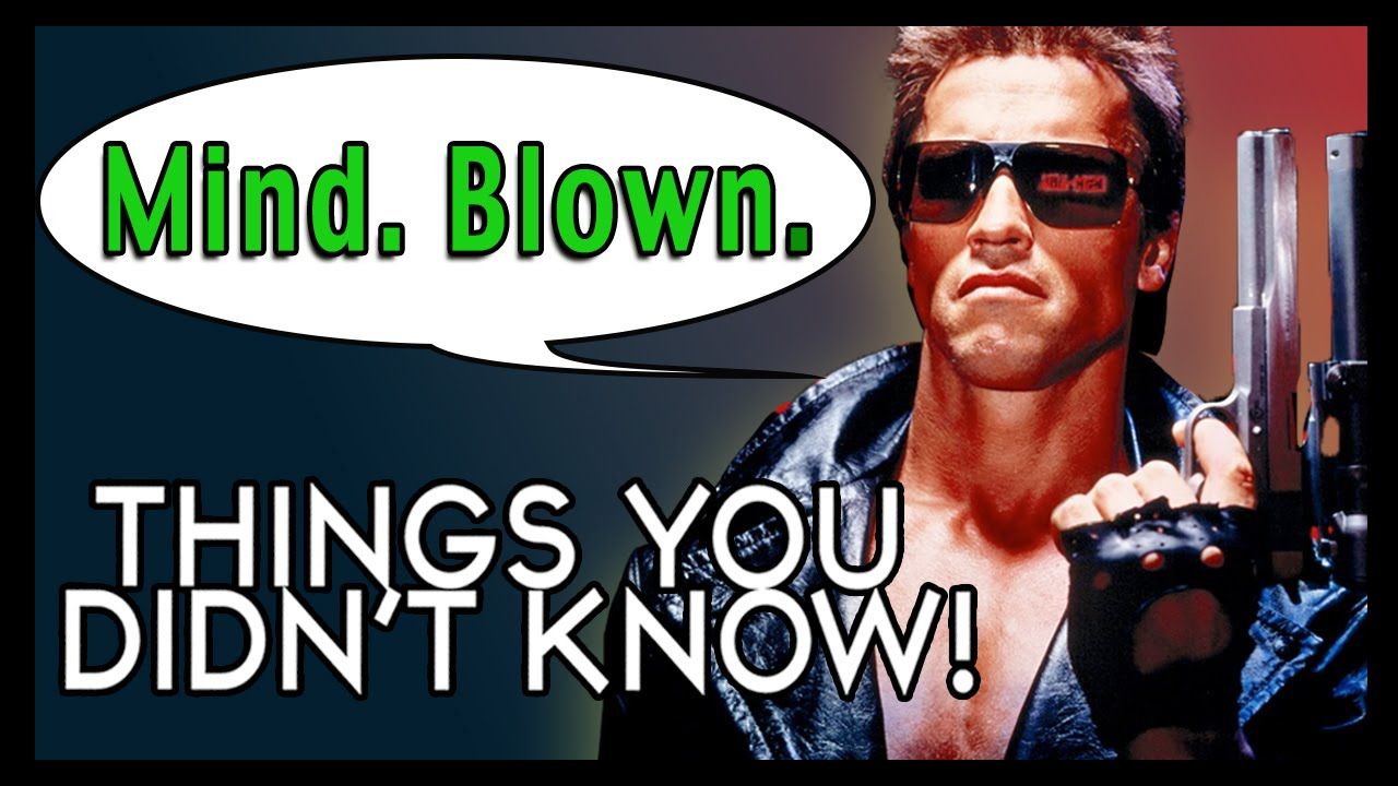 7 Things You Didn't Know About Terminator - YouTube