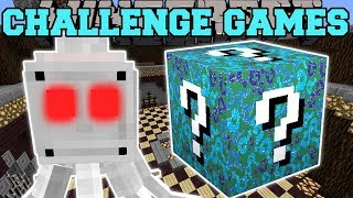 Minecraft: OCTOBOT CHALLENGE GAMES - Lucky Block Mod - Modded Mini-Game